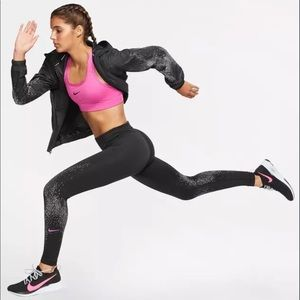 Nike Fast Flash Running Tights Small